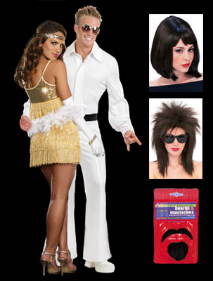 ike and tina turner couple costumes